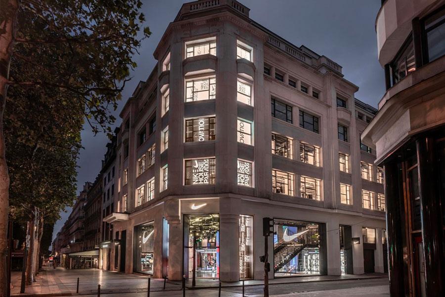 Nike House of Innovation 002 Paris