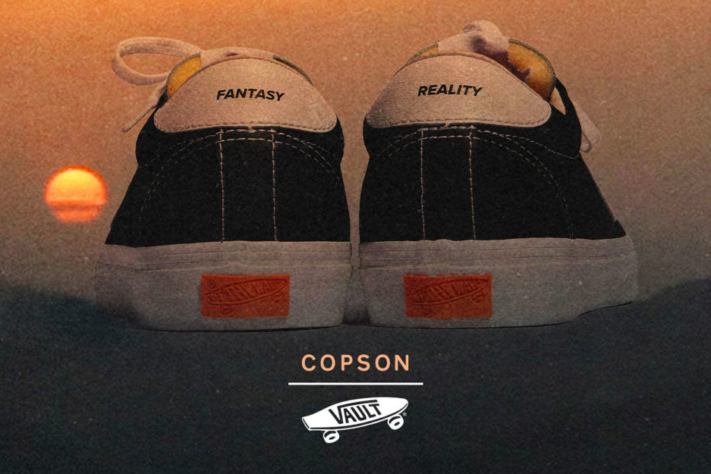 "Vault By Vans x Copson ""What's Your Fantasy? The Great Unknown"""