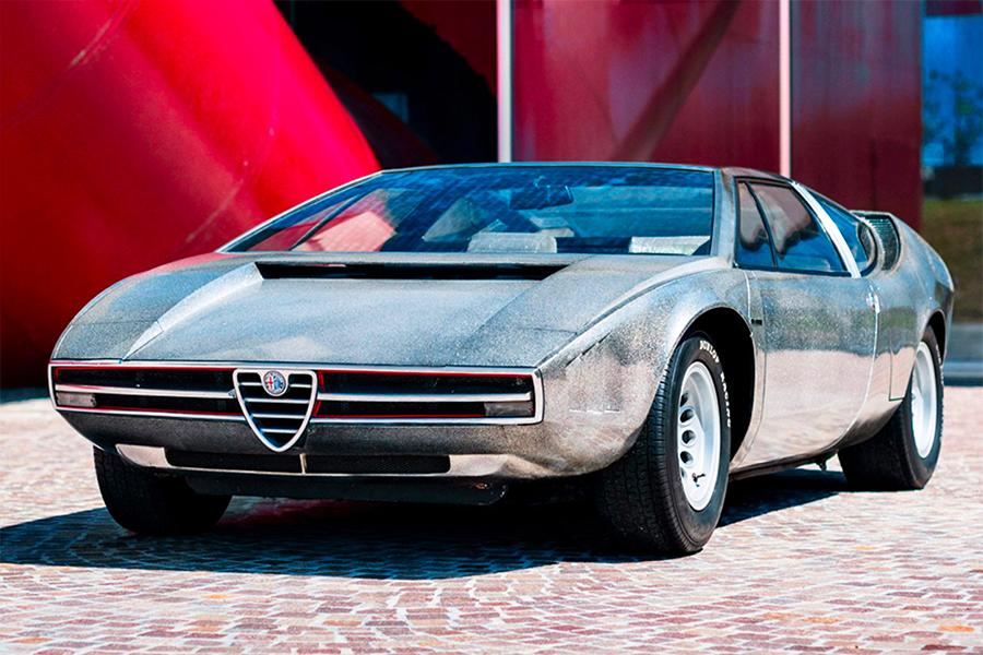 Alfa Romeo Iguana Concept (1969)