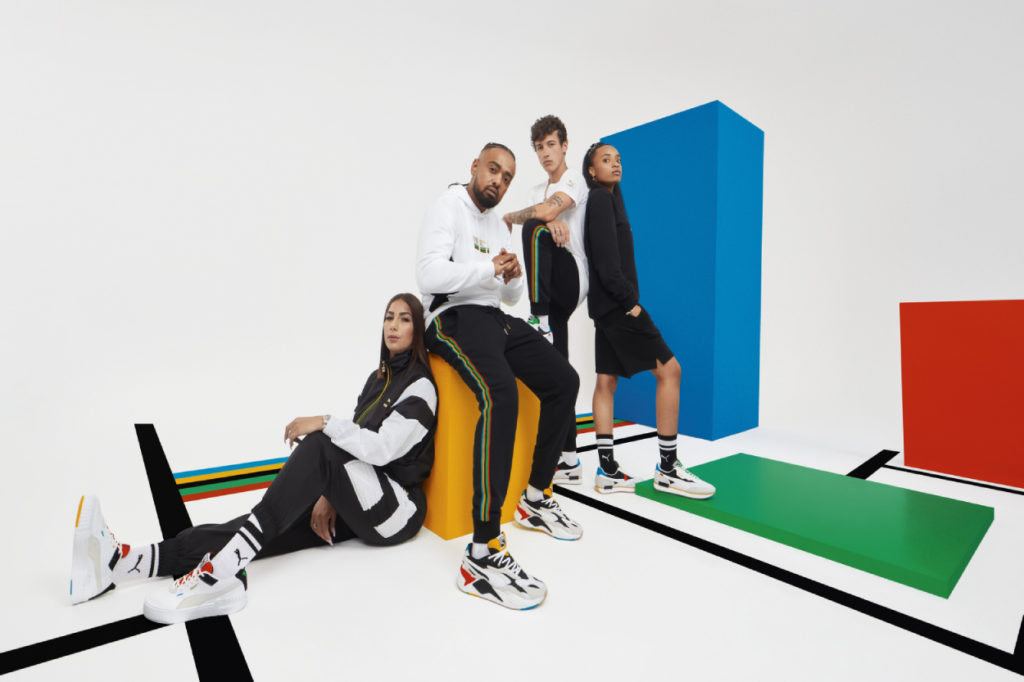 Alonzo & Rilès x PUMA Unity Collection
