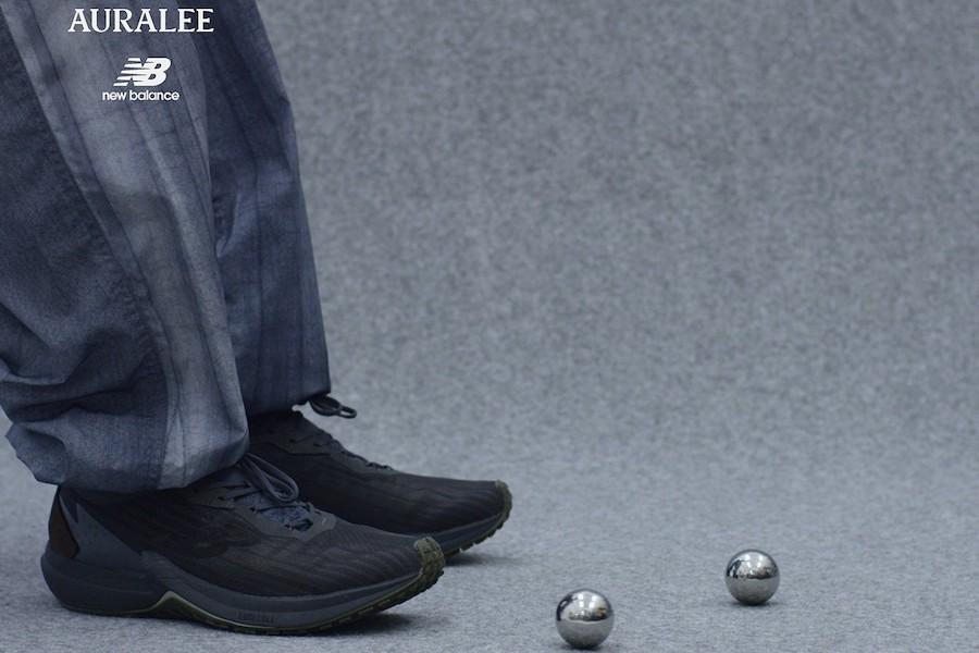 AURALEE x New Balance FuelCell Speedrift