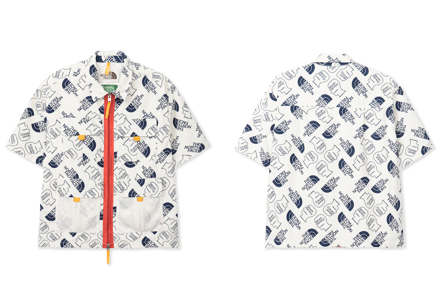 Collection The North Face x Brain Dead Automne 2020