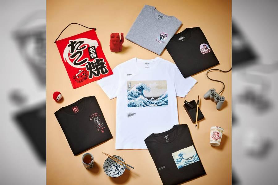 """Collection celio* """"Japon"""""""
