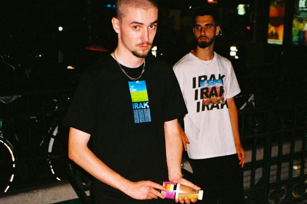 """DIAW dévoile son nouveau drop intitulé """"IRAK"""""""