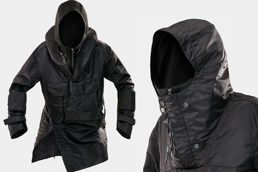 """Collection G-Star RAW """"Exclusives"""" Automne/Hiver 2020"""