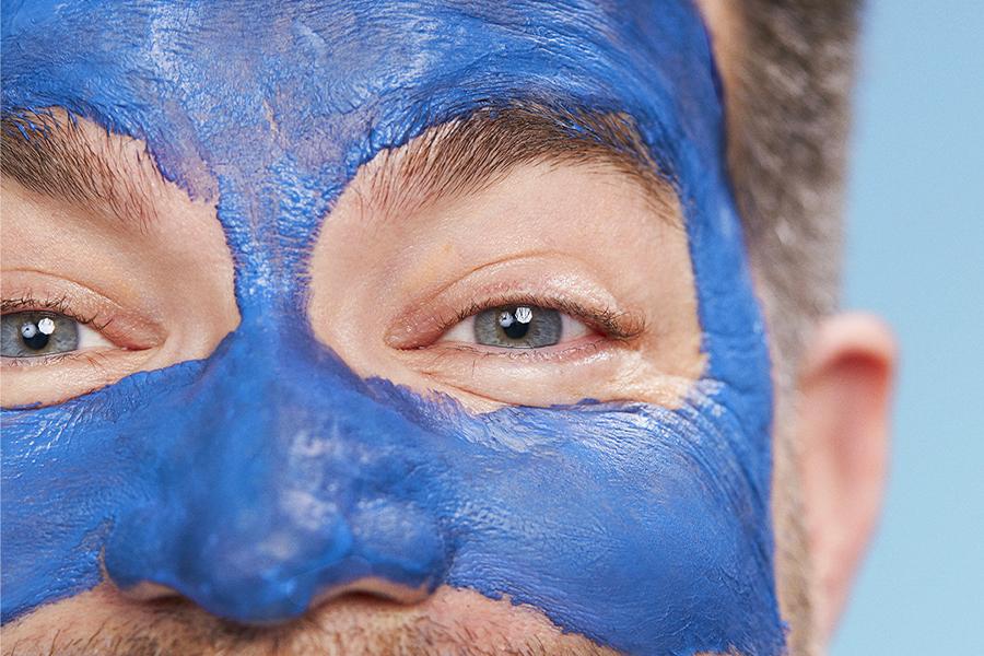 HORACE masque purifiant visage