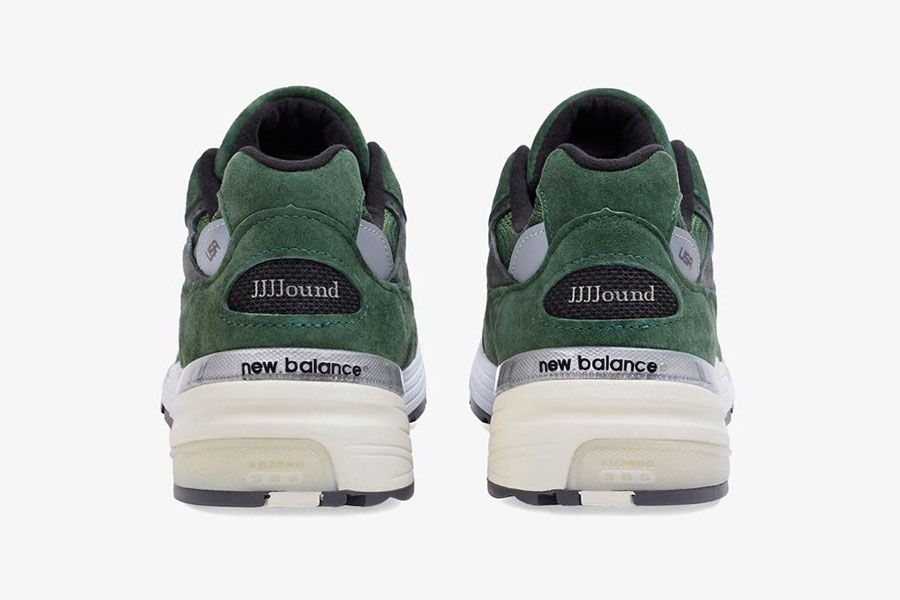 JJJJound x New Balance 992