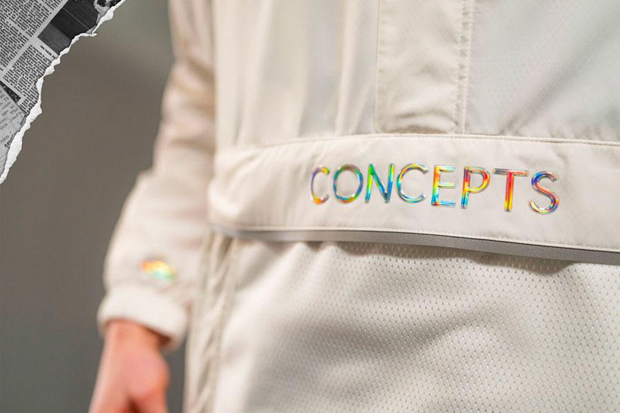 Lacoste et Concepts lancent leur première collection
