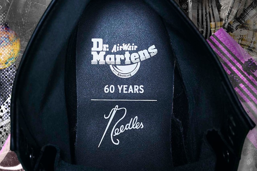 NEEDLES x Dr. Martens « 1460 Remastered »