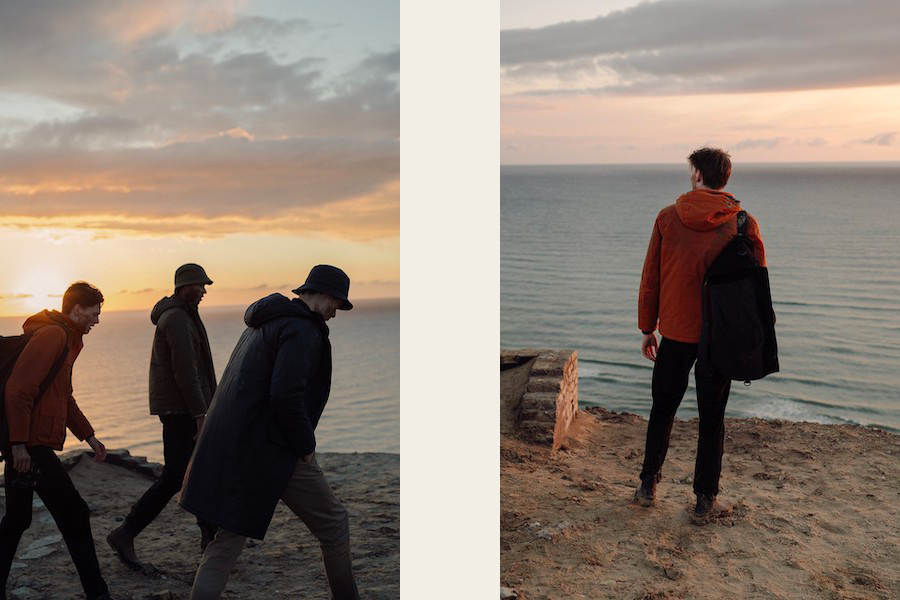 Norse Projects x Barbour Automne/Hiver 2020