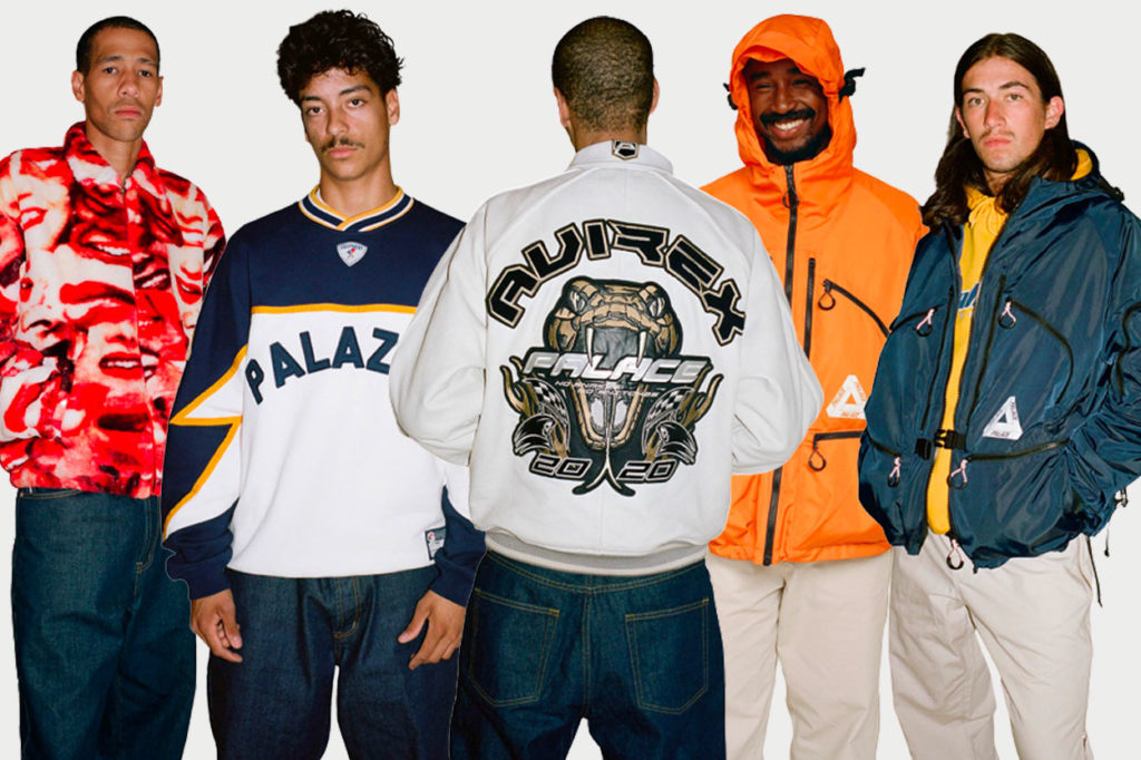 Lookbook Palace Skateboards Automne 2020