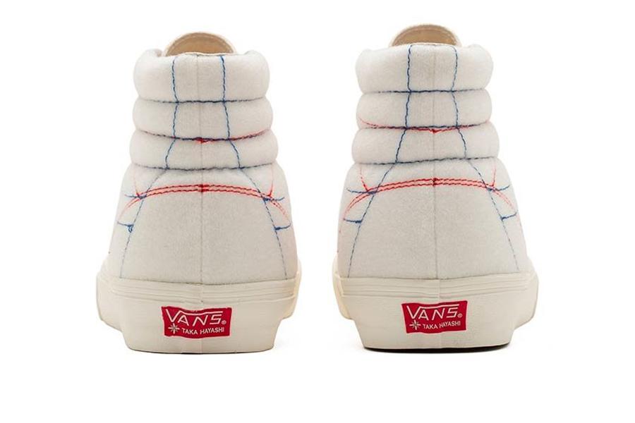 """Taka Hayashi x Vans Vault """"DIY Pack"""""""