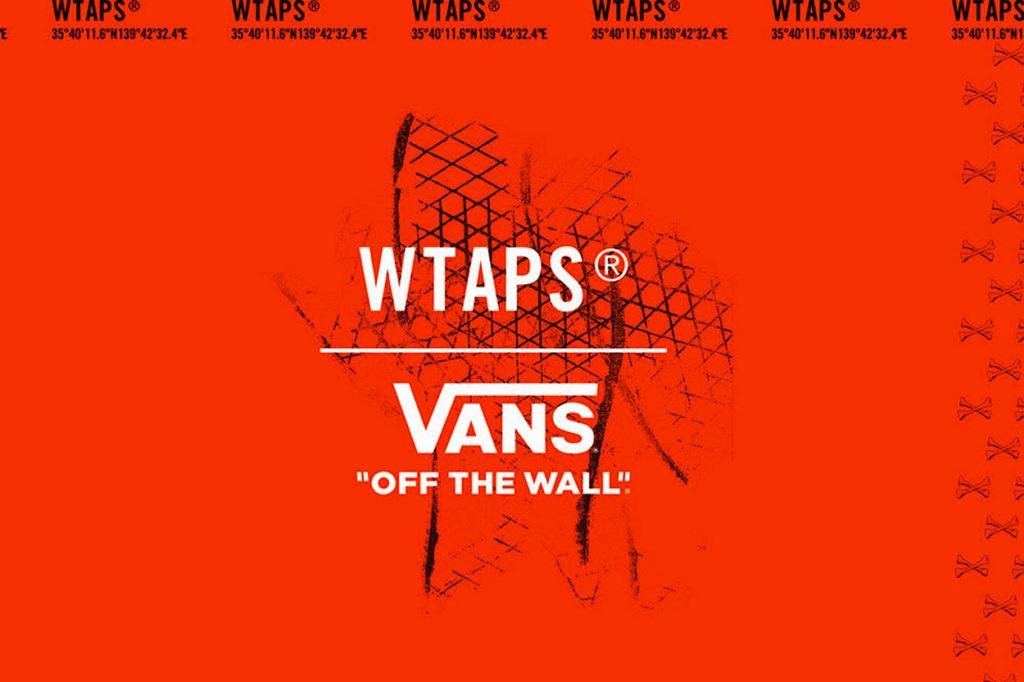 """Vault by Vans x WTAPS """"GPS"""""""