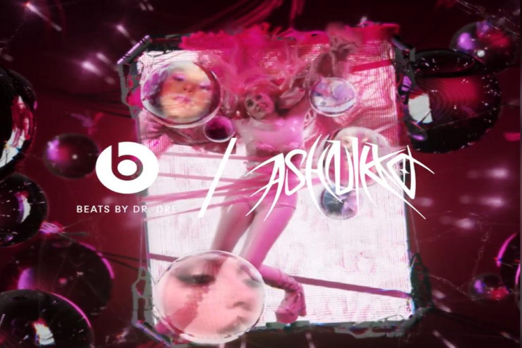 Beats by Dr. Dre et Ashnikko dévoilent leur dernière vidéo de la campagne #BEATDAISYCHALLE