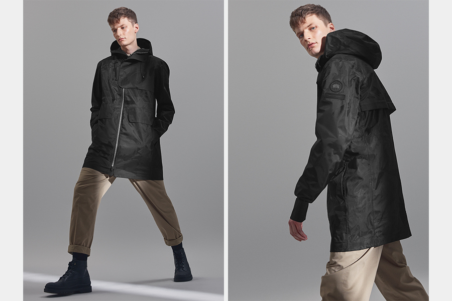 """Collection WANT Les Essentiels x Canada Goose """"Cardinal"""""""