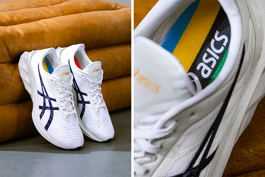 ASICS Novablast SPS Celebration