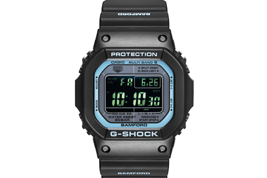 Bamford London x G-Shock GW-M5610BWD20-1ER