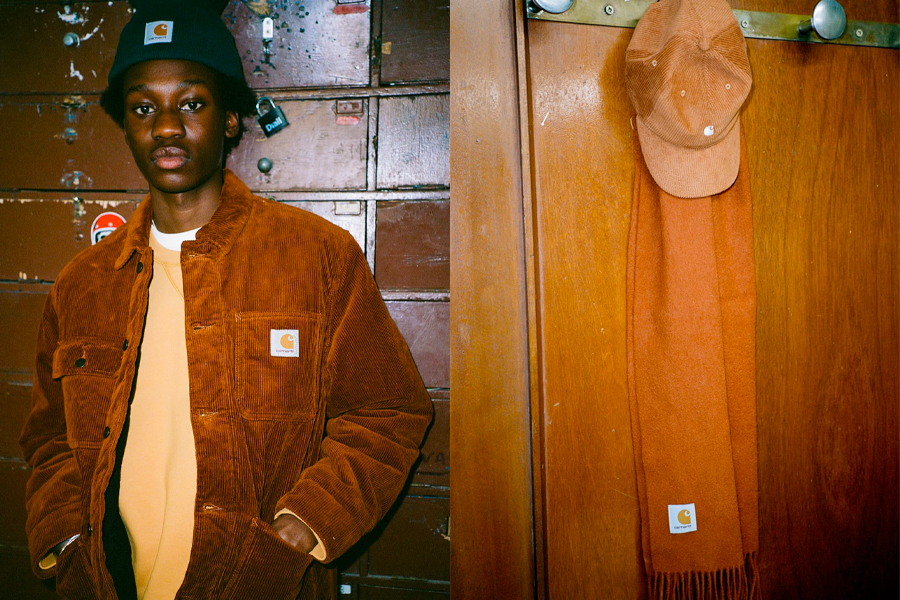 """Collection Carhartt WIP Icons """"Industry Standard"""" Automne/Hiver 2020"""