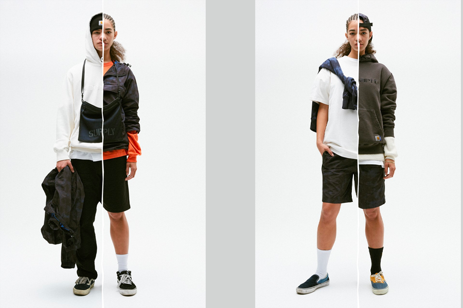 Collection capsule Carhartt WIP x SUPPLY Automne/Hiver 2020