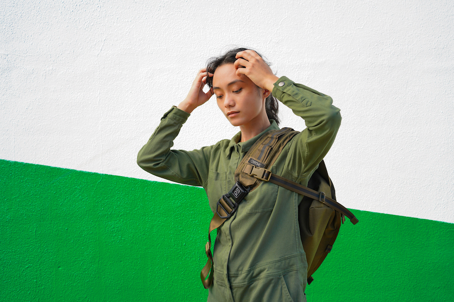 """Collection Chrome Industries """"Tonal"""" Automne/Hiver 2020"""