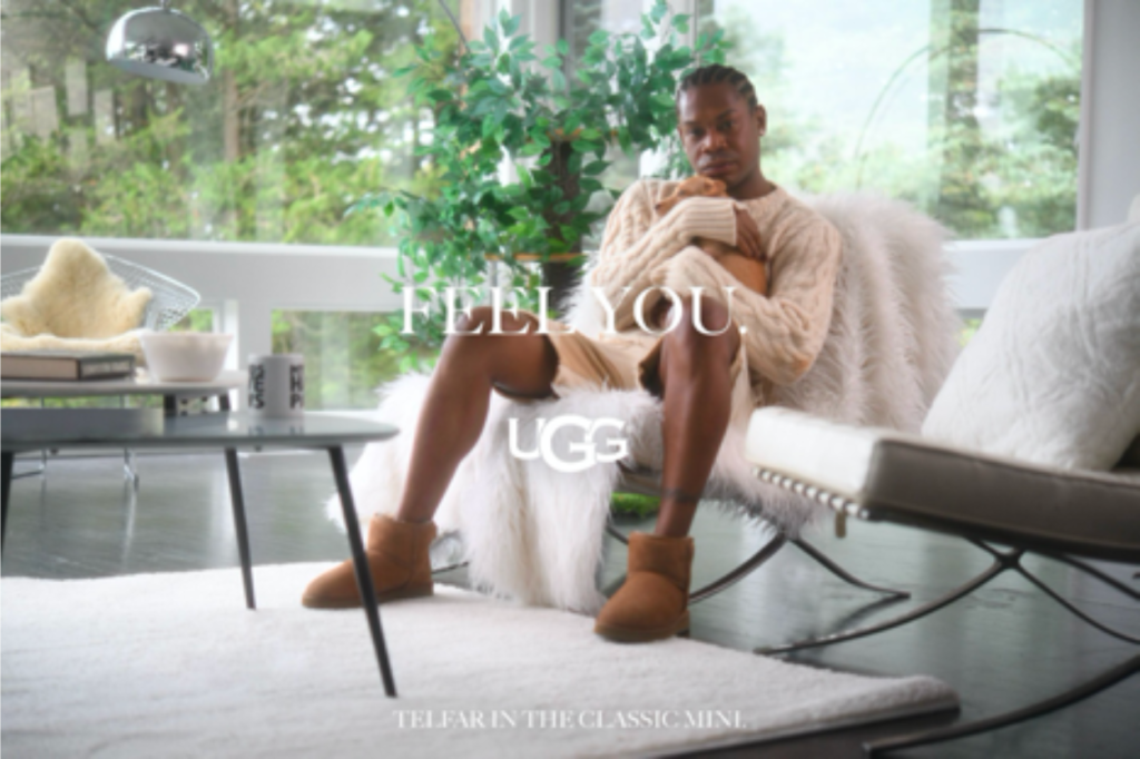 Collaboration Telfar x UGG