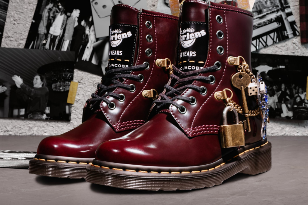 "Marc Jacobs x Dr. Martens 1460 ""Remastered Boot"""
