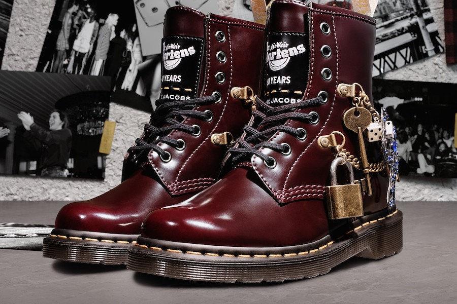 """Marc Jacobs x Dr. Martens 1460 """"Remastered Boot"""""""