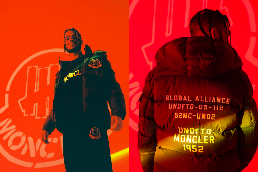 Collection Moncler 1952 x UNDEFEATED Automne/Hiver 2020