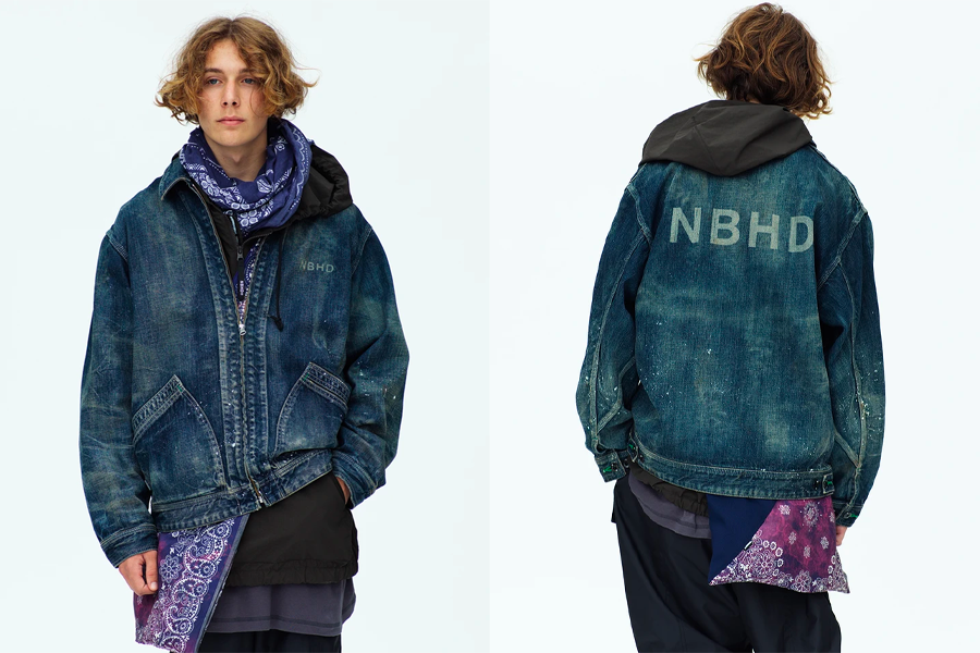 Lookbook NEIGHBORHOOD Automne/Hiver 2020