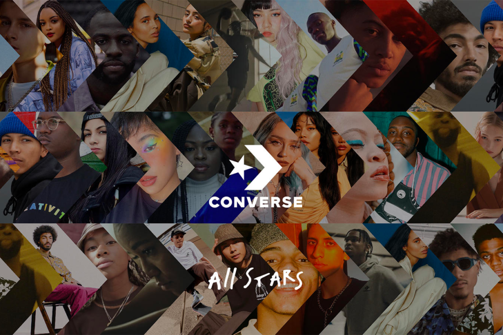 Converse lance le programme Converse All Stars