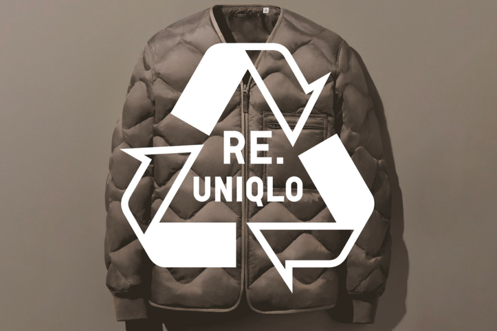 Re.UNIQLO, le programme de développement durable d'Uniqlo
