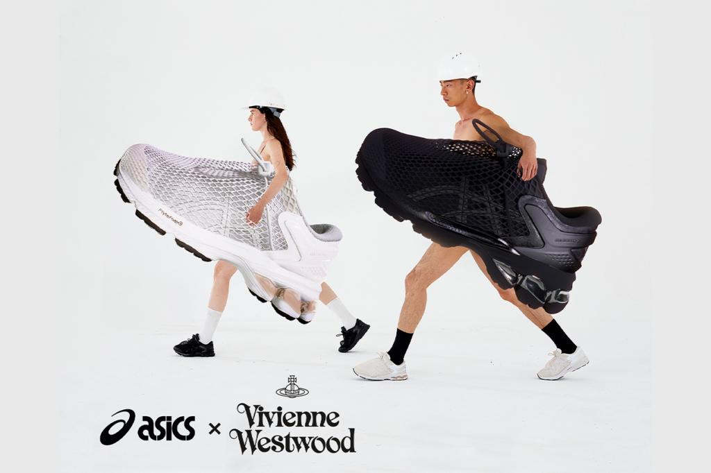 Vivienne Westwood x ASICS GEL-Kayano 26