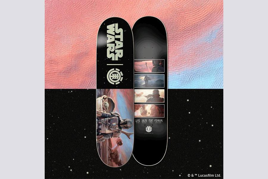 "Element x Star Wars ""The Mandalorian"""