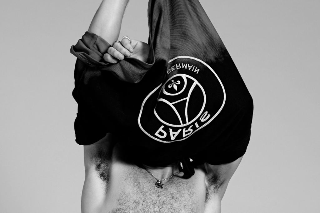 Louis Gabriel Nouchi x PSG