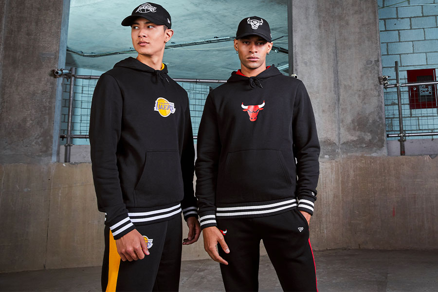 """Collection New Era """"NBA Own the Court"""""""