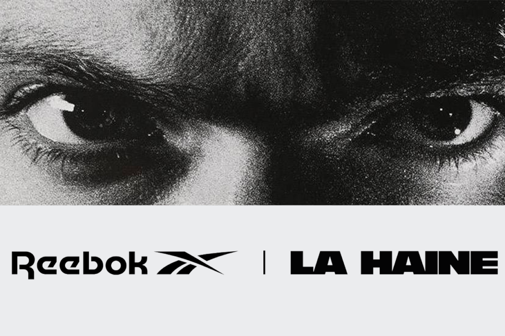 Collection Reebok x La Haine