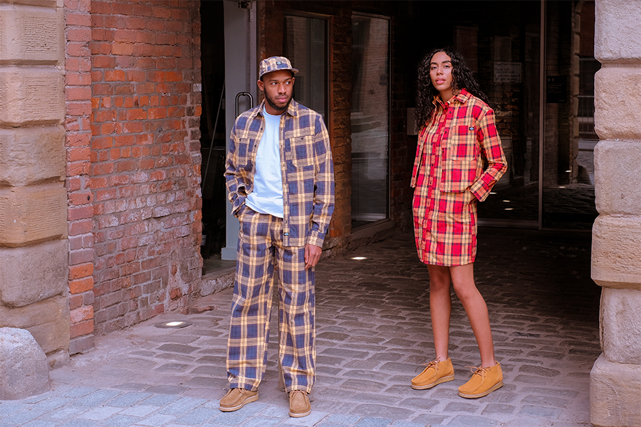 Dickies dévoile la collection Tartan Reworked