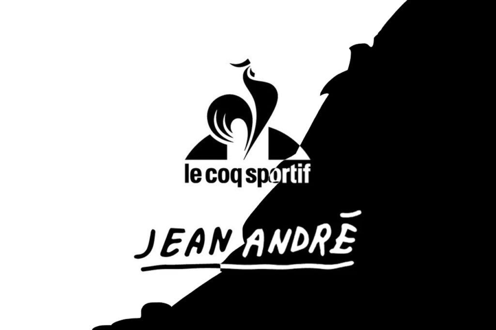 Jean André x le coq sportif LCS R1000