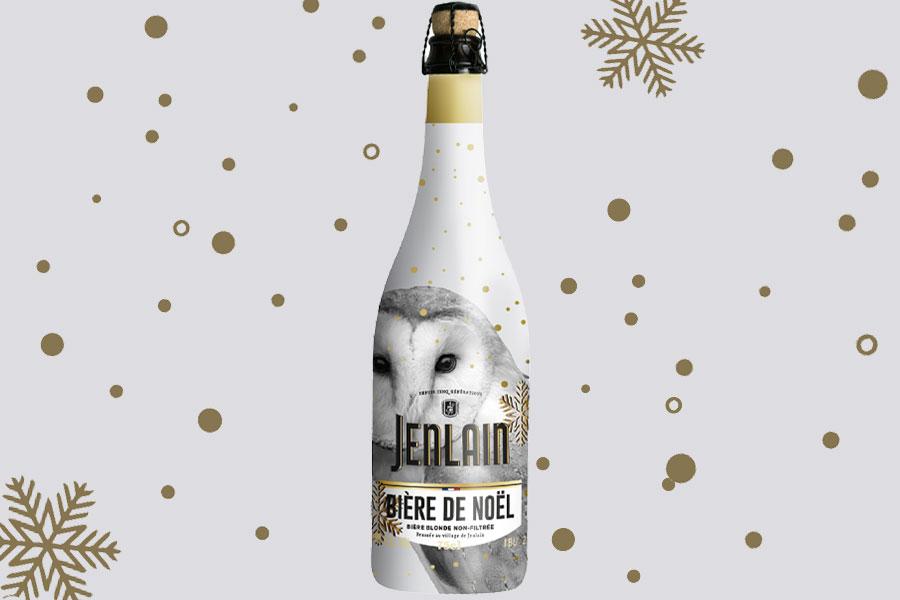 Jenlain bière de Noël édition 2020