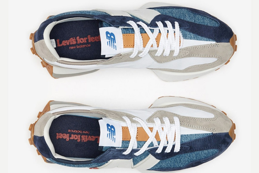 "Collaboration Levi's x New Balance 327 ""Denim Pack"""