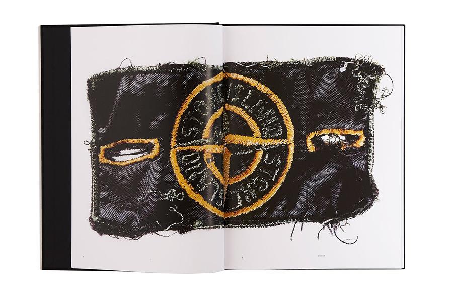 Plongez dans l'univers de Stone Island avec le livre Storia