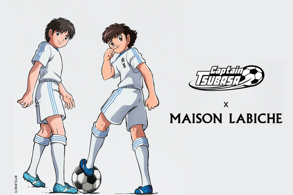 Maison Labiche x Captain Tsubasa