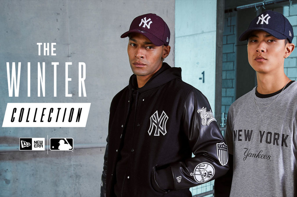 "New Era lance la ""Winter Collection"""