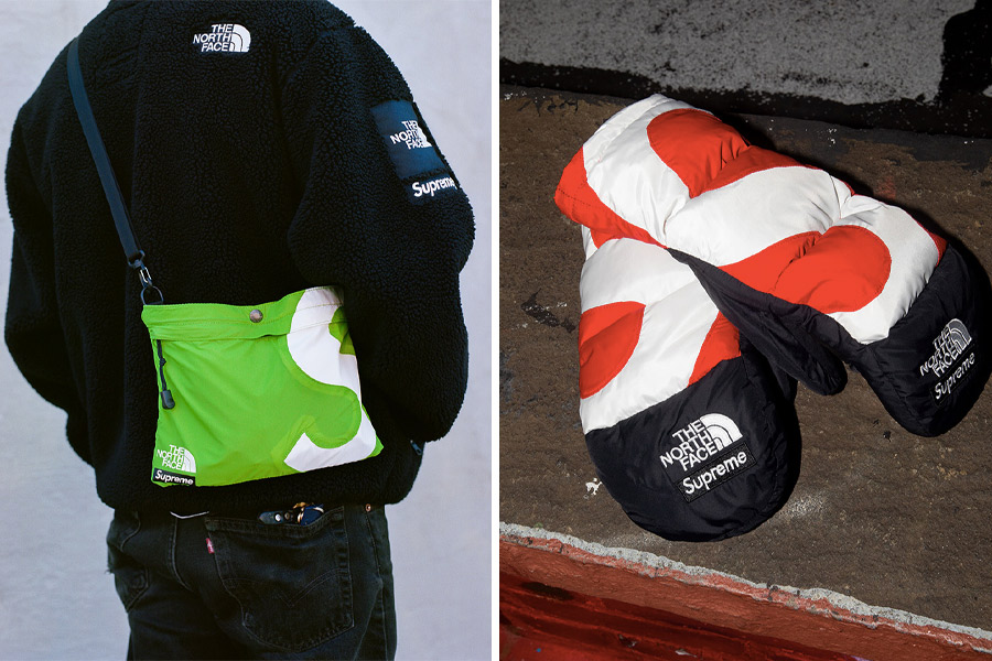 Collection Supreme x The North Face Automne/Hiver 2020