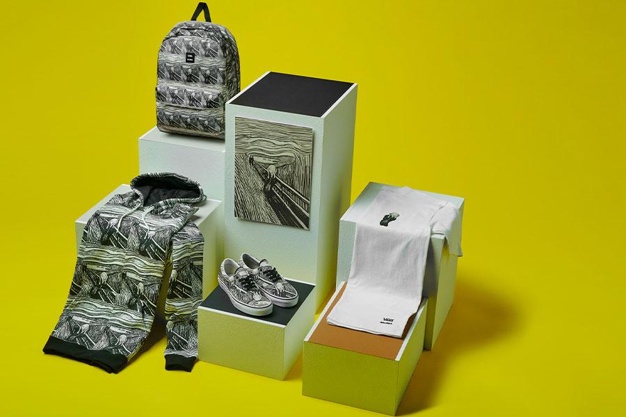 Vans et le MoMA présentent le second volet de leur collaboration