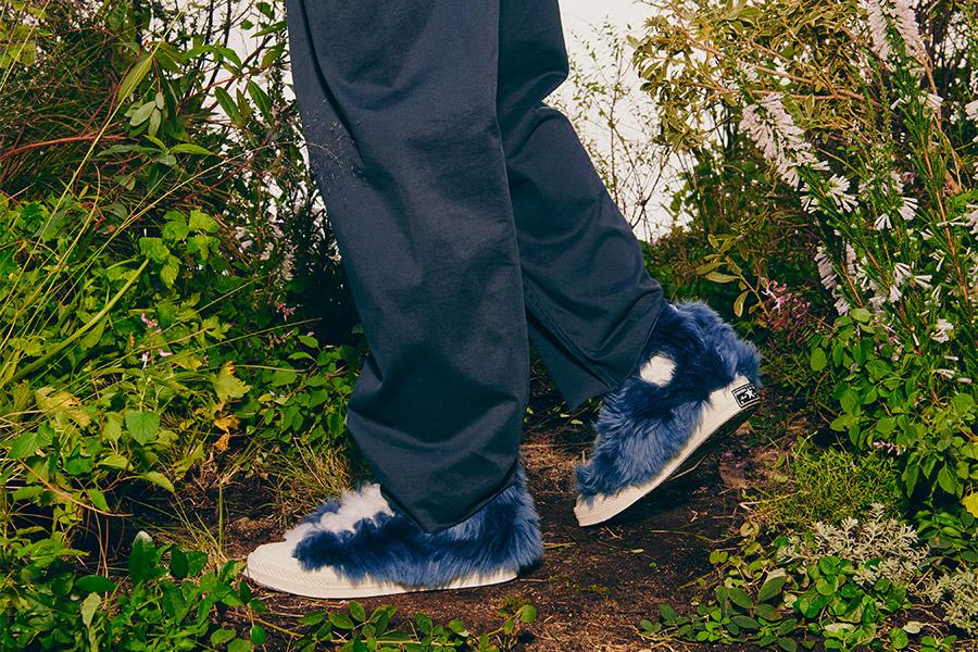 AMBUSH x Converse CTAS Duck Boot et Chuck 70 Fuzzy