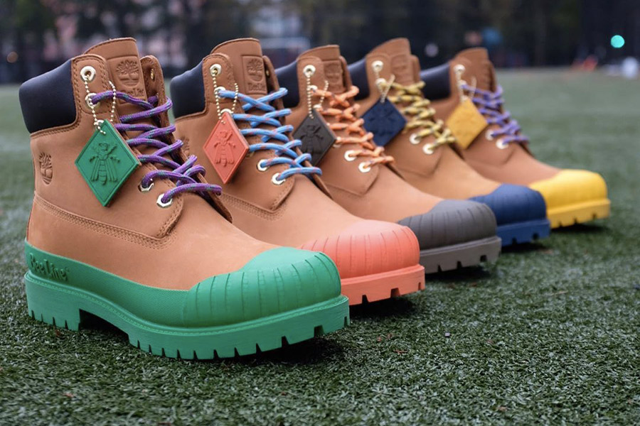 Collection Bee Line by Billionaire Boys Club x Timberland 6-Inch Boot