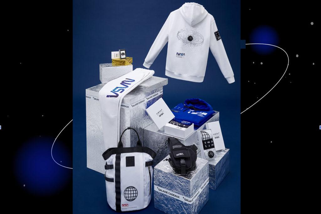 Collection celio* x NASA