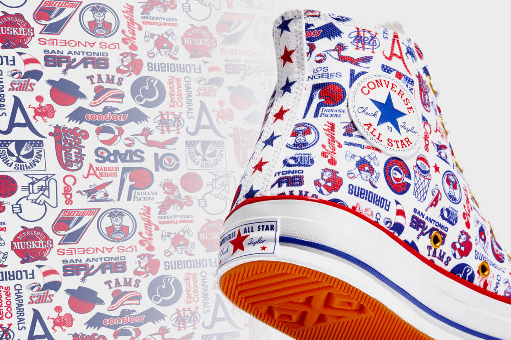 "Collection capsule Converse ""ABA"""