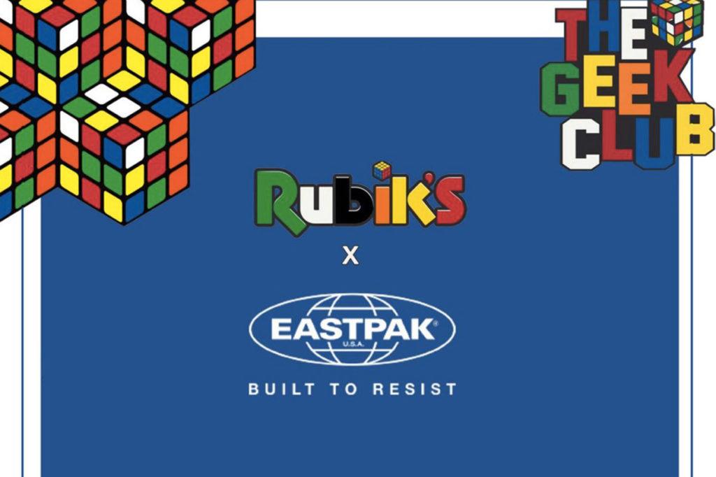 Eastpak x Rubik's